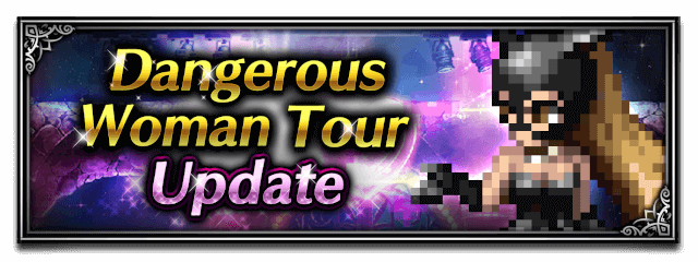 Dangerous Woman Tour Update