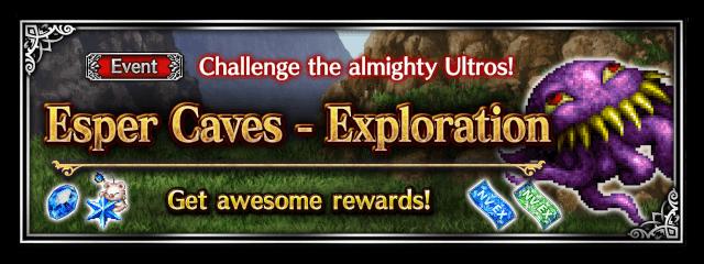 Esper Caves - Exploration