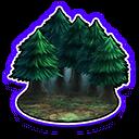 Deserted Island Forest