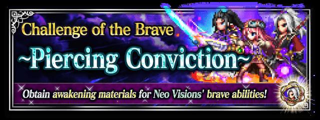 Piercing Conviction