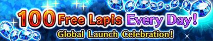 Global Launch Celebration!
