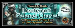 Chronicle Battle: Lieutenant Colonel Charlot