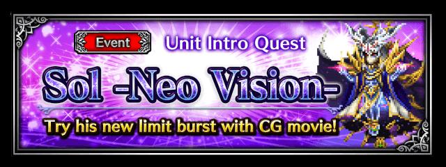 Sol -Neo Vision-