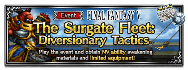 The Surgate Fleet: Diversionary Tactics