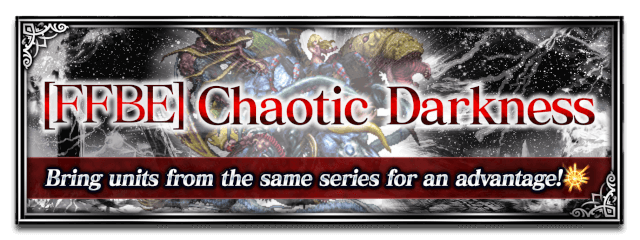 Chaotic Darkness