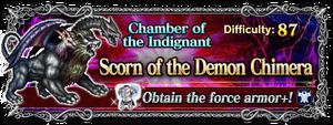 Scorn of the Demon Chimera
