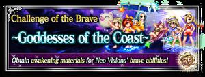 Goddesses of the Coast