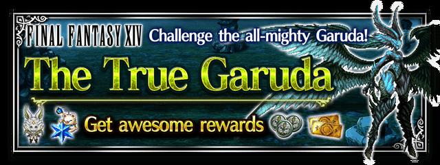The True Garuda