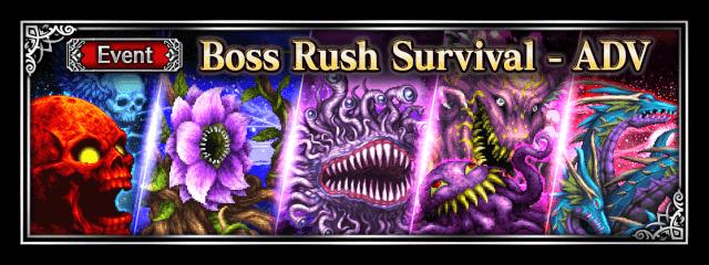 Boss Rush Survival 2 - ADV