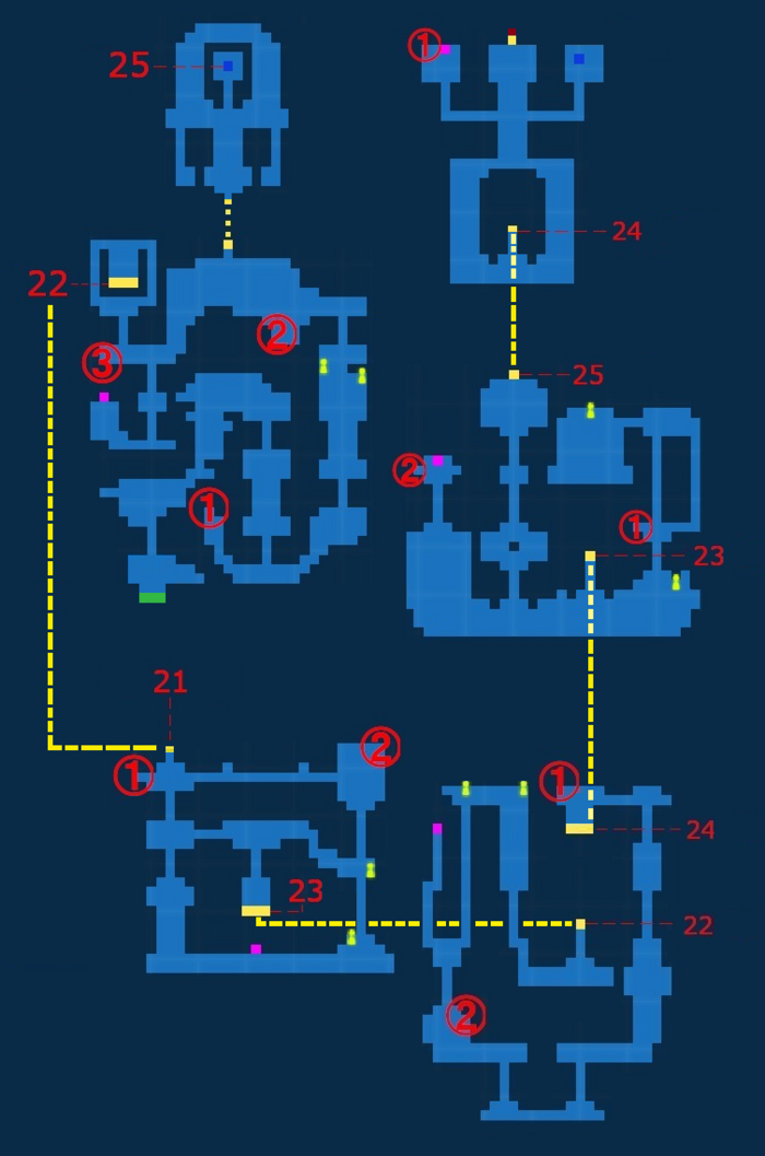 Map-Ancient Ruins Level 5.png