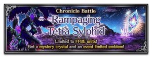 Chronicle Battle: Rampaging Tetra Sylphid