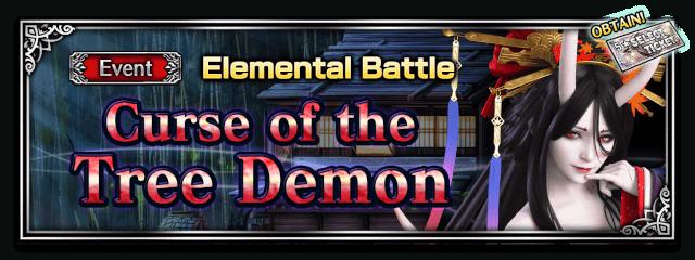 Curse of the Tree Demon