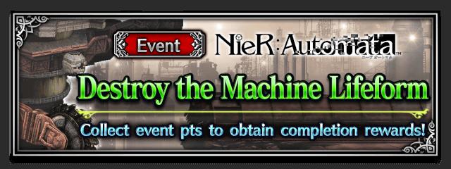 Destroy the Machine Lifeform
