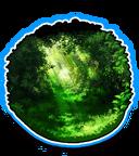 Lightshower Forest