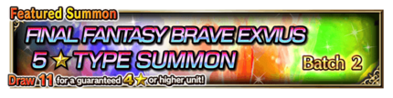 Featured Summon for Type Summon