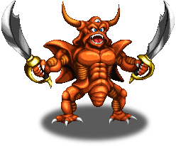 Lord of the Underworld, Estark