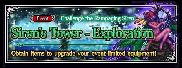 Siren's Tower - Exploration