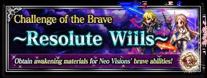Resolute Wills