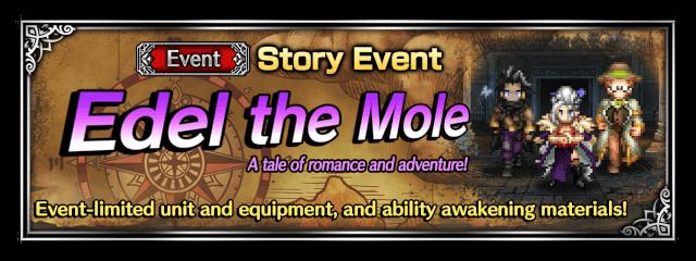 Edel the Mole