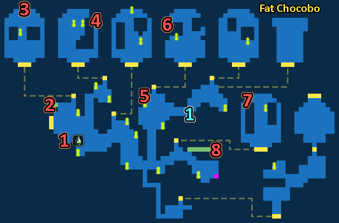 Treasure Map of Duggle Village