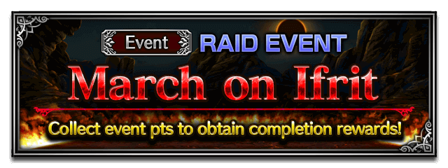 March on Ifrit