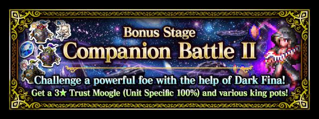 Companion Battle II