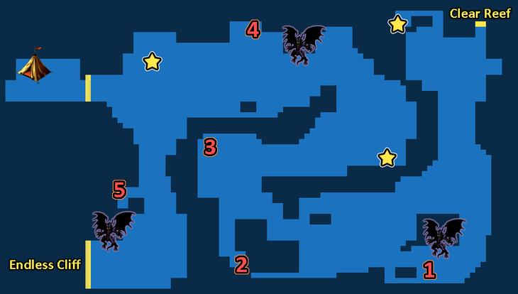Treasure Map of Fading Coast