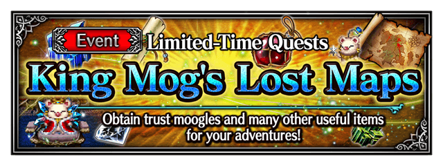 King Mog's Lost Maps