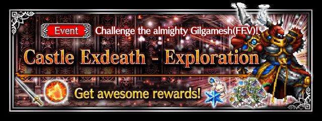 Castle Exdeath - Exploration