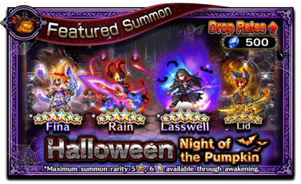 Featured Summon for Halloween