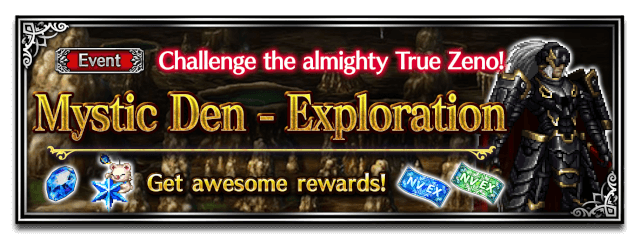 Mystic Den - Exploration