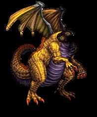 2-Headed Dragon (Body)