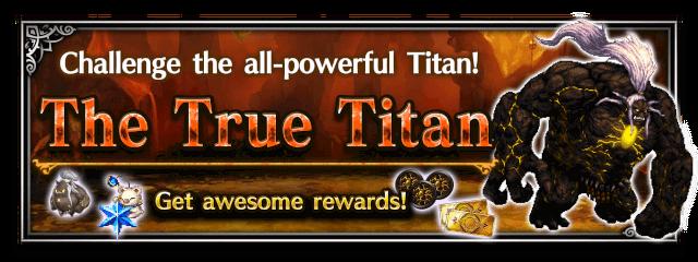 The True Titan