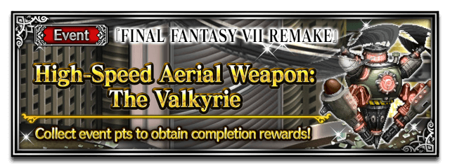 High-Speed Aerial Weapon The Valkyrie