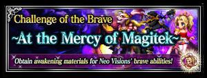 At the Mercy of Magitek