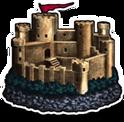 Eroded Castle