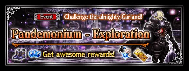 Pandemonium - Exploration
