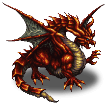 Red Dragon (FFVI)