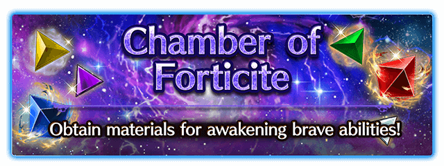 Chamber of Forticite