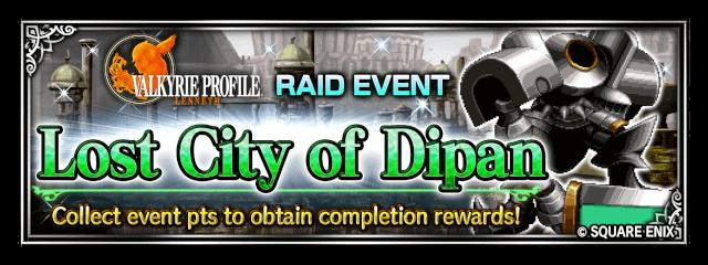 Lost City of Dipan