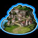 Fuga, a Village Among the Mountains