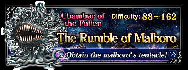 The Rumble of Malboro