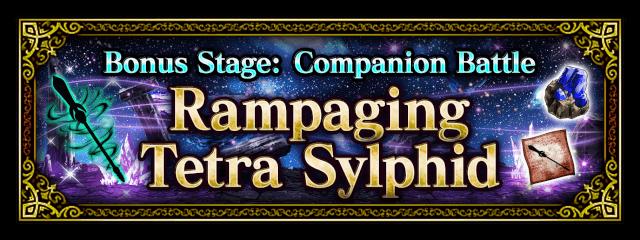 Rampaging Tetra Sylphid