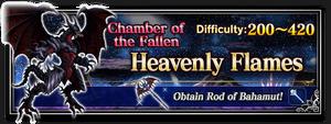 Heavenly Flames