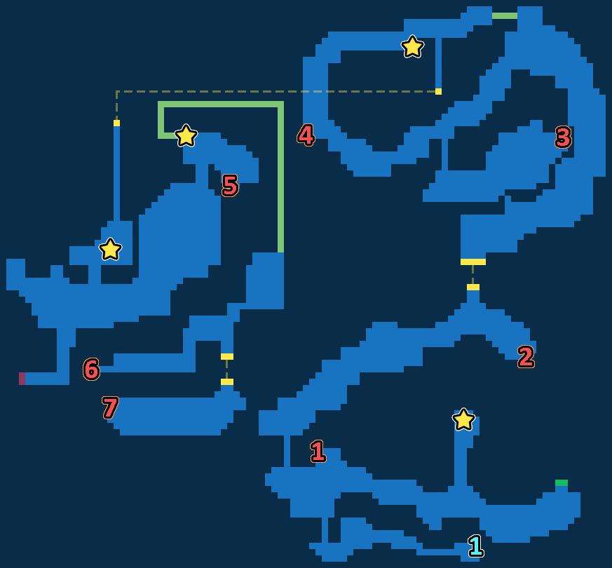 Treasure Map of Aquatic Cover
