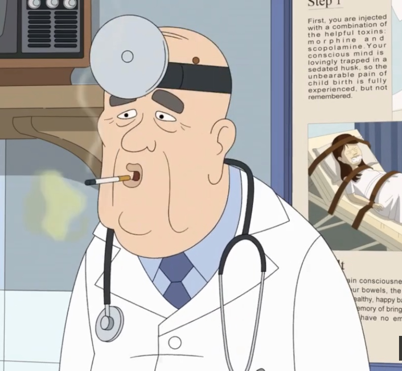 Dr. McCallister