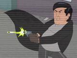 Colt Luger (Character)