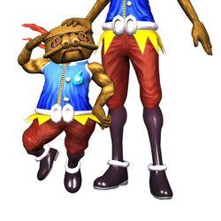 Gomar y Shioh