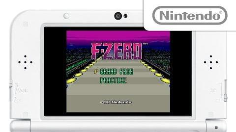 F-ZERO プレイ映像 3DS