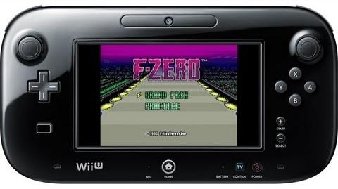 F-ZERO プレイ映像 Wii U